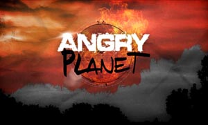 Image result for angry planet