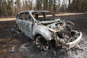 Fort McMurray, Alberta Wildfire