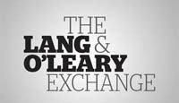 Land And O'Leary Exchange - CBC