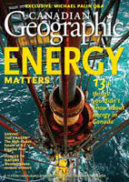 Canadian Geographic - June 2013
