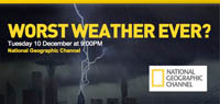 National Geographic Channel - Worst Weather Ever?