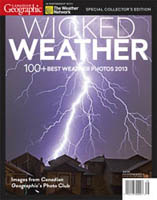 Canadian Geographic Wicked Weather 2013