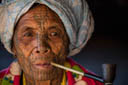 Fading Bloodlines Expedition - The tattooed women of Myanmar (Burma)