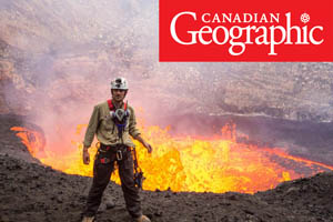 Canadian Geographic Interview