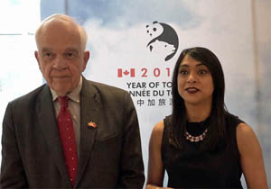 Canada-China Year of Tourism