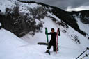 Back Country Skiing - Coastal Mountains, B.C.